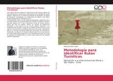 Portada del libro de Metodología para Identificar Rutas Turísticas