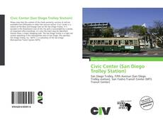 Civic Center (San Diego Trolley Station)的封面