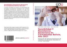 Capa do livro de Sensibilidad Y Resistencia Bacteriana En Cochabamba Bolivia, Año 2017