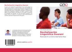 Portada del libro de Revitalización Linguística Guaraní