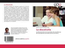 Borítókép a  La discalculia - hoz