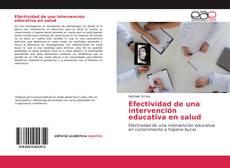 Bookcover of Efectividad de una intervención educativa en salud