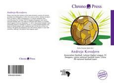 Andrejs Kovaļovs kitap kapağı