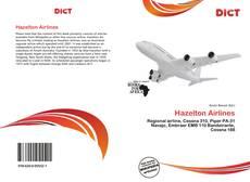 Portada del libro de Hazelton Airlines
