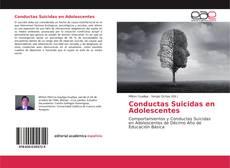 Bookcover of Conductas Suicidas en Adolescentes