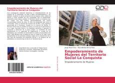 Portada del libro de Empoderamiento de Mujeres del Territorio Social La Conquista
