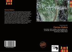Capa do livro de Correa Glabra