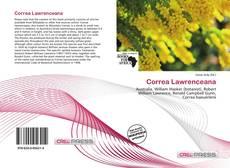 Capa do livro de Correa Lawrenceana