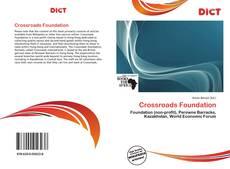 Bookcover of Crossroads Foundation