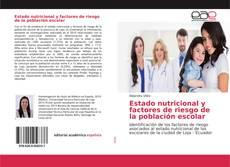 Capa do livro de Estado nutricional y factores de riesgo de la población escolar