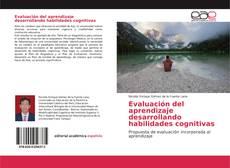 Bookcover of Evaluación del aprendizaje desarrollando habilidades cognitivas