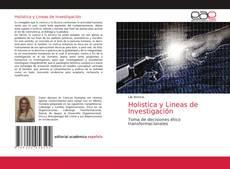 Copertina di Holistica y Lineas de Investigación
