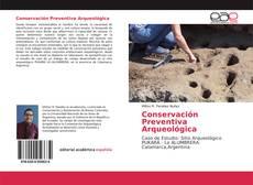 Borítókép a  Conservación Preventiva Arqueológica - hoz