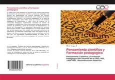 Portada del libro de Pensamiento cientifico y Formación pedagógica