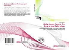 Capa do livro de Dalai Lama Center for Peace and Education
