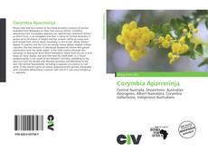 Capa do livro de Corymbia Aparrerinja
