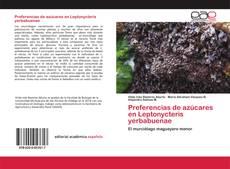 Capa do livro de Preferencias de azúcares en Leptonycteris yerbabuenae