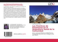 Borítókép a  Las Prácticas de Enseñanza en la Asignatura Salud de la Comunidad - hoz