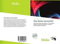 Capa do livro de Glen Baxter (Journalist)