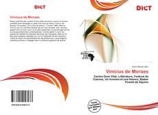 Capa do livro de Vinícius de Moraes