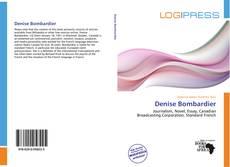 Copertina di Denise Bombardier