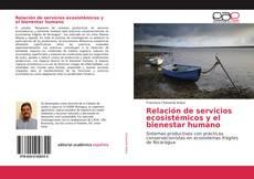 Couverture de Relación de servicios ecosistémicos y el bienestar humano