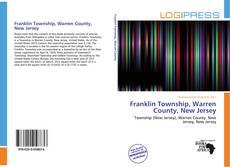 Обложка Franklin Township, Warren County, New Jersey