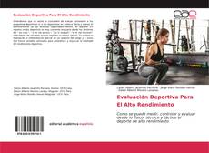 Buchcover von Evaluación Deportiva Para El Alto Rendimiento