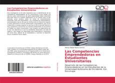 Couverture de Las Competencias Emprendedoras en Estudiantes Universitarios
