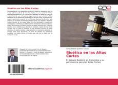 Buchcover von Bioética en las Altas Cortes