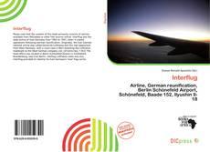 Bookcover of Interflug