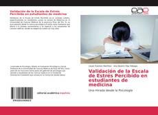 Couverture de Validación de la Escala de Estrés Percibido en estudiantes de medicina