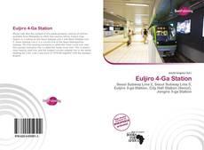 Bookcover of Euljiro 4-Ga Station