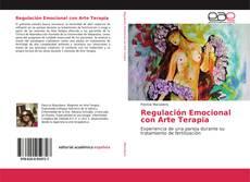 Portada del libro de Regulación Emocional con Arte Terapia