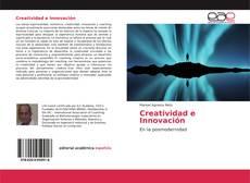 Capa do livro de Creatividad e Innovación