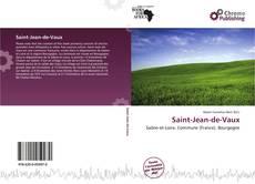 Couverture de Saint-Jean-de-Vaux