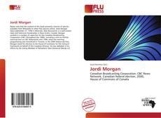 Buchcover von Jordi Morgan