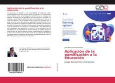 Bookcover of Aplicación de la gamificación a la educación