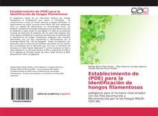 Обложка Establecimiento de (POE) para la Identificación de hongos filamentosos