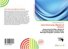 Bookcover of John Kennedy (Medal of Honor)