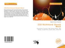Capa do livro de 250 Richmond Street West