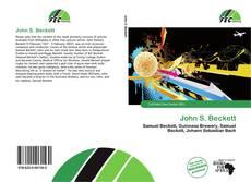Bookcover of John S. Beckett