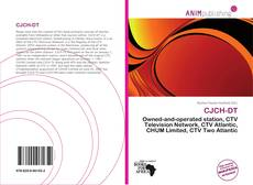 Bookcover of CJCH-DT