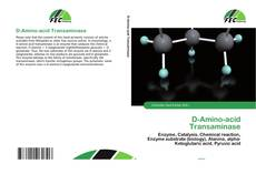 Bookcover of D-Amino-acid Transaminase