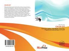 CKVR-DT kitap kapağı