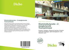 Bookcover of Diaminobutyrate—2-oxoglutarate Transaminase