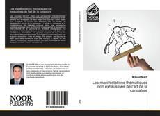 Buchcover von Les manifestations thématiques non exhaustives de l'art de la caricature
