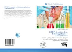 Bookcover of DTDP-4-amino-4,6-dideoxygalactose Transaminase