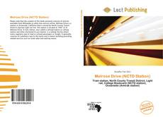 Melrose Drive (NCTD Station) kitap kapağı