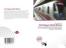 Bookcover of Kirti Nagar (Delhi Metro)
